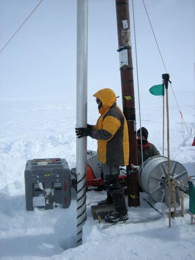 Ice Core Drilling