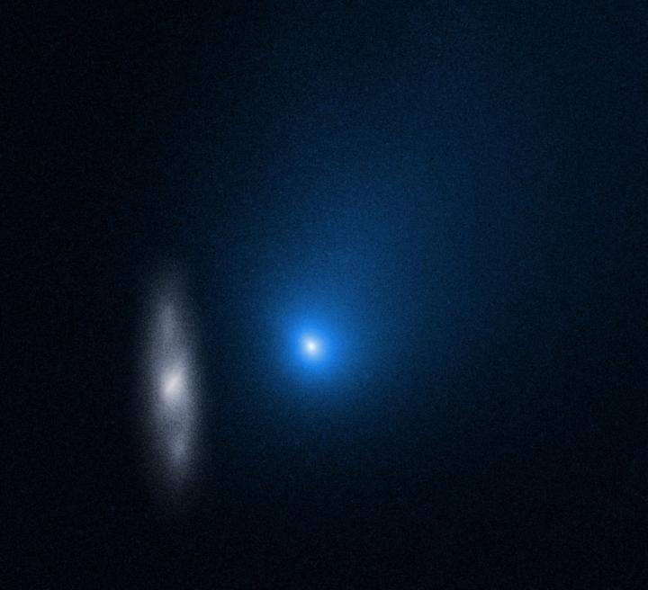 Insterstellar Comet Nov 16