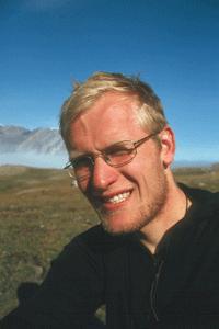 Jakob Vinther, Yale University