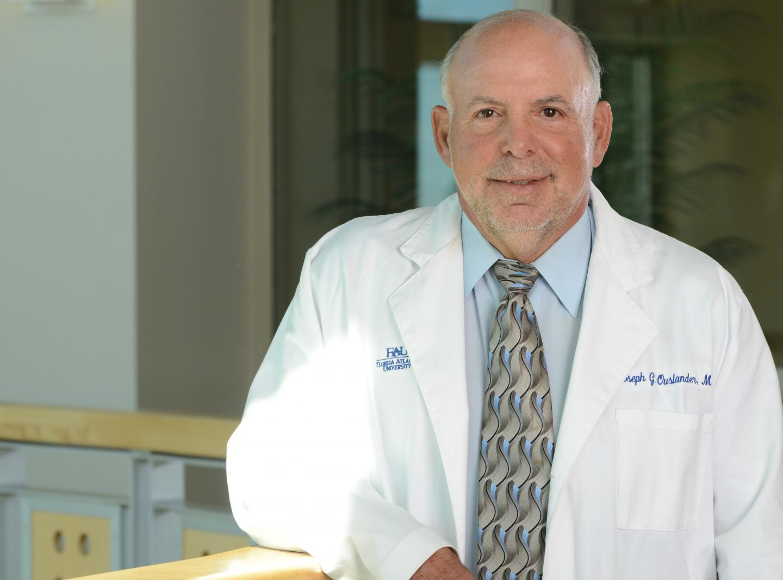 Joseph G. Ouslander, Florida Atlantic University
