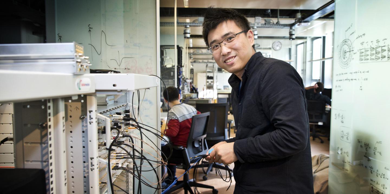Hao Zhang, Delft University of Technology