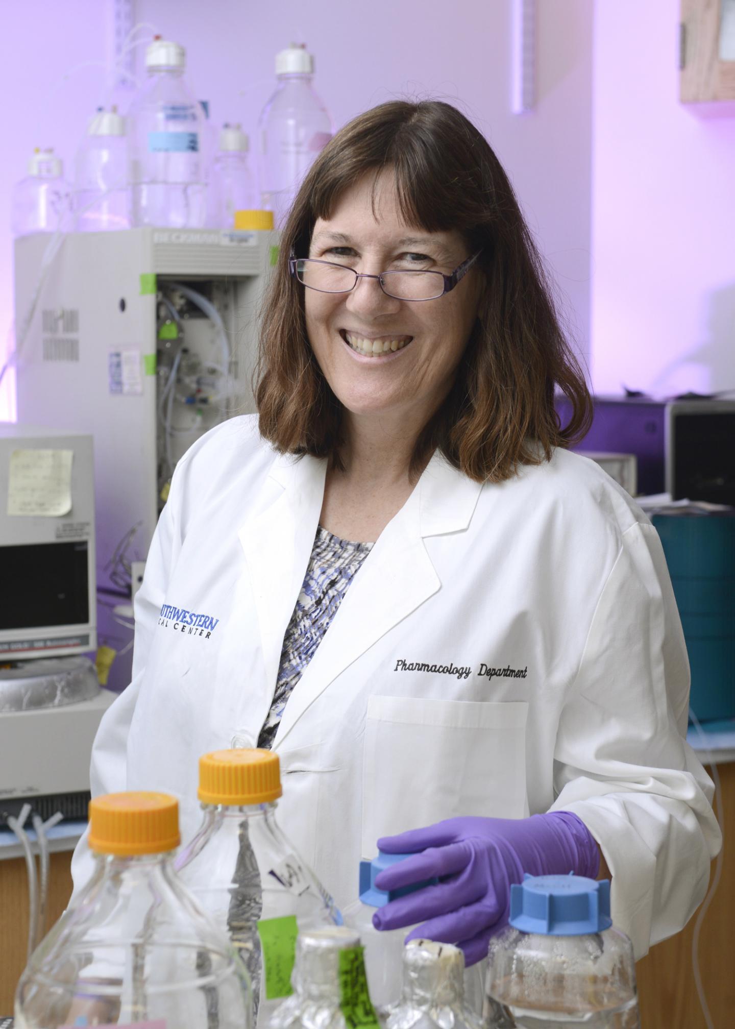 Dr. Margaret Phillips, UT Southwestern Medical Center