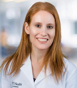 Mitzi Gonzales, Ph.D., of The University of Texas Health Science Center at San Antonio