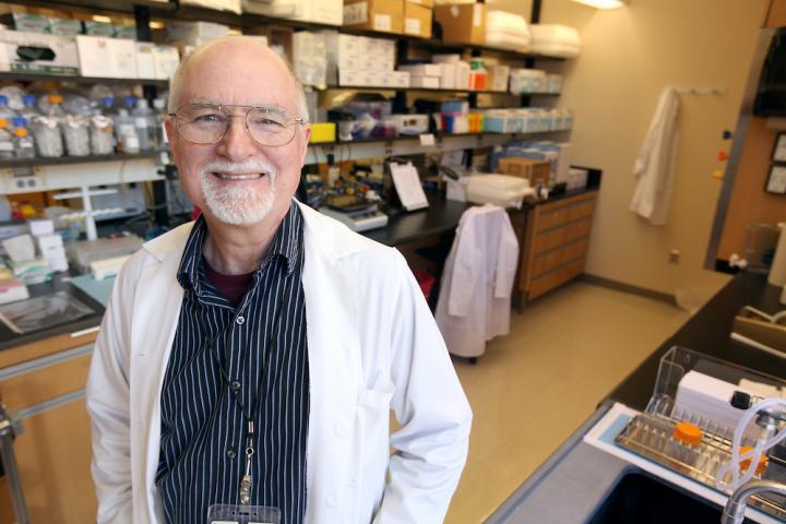 Dr. Robert Gemmill of the Medical University of South Carolina