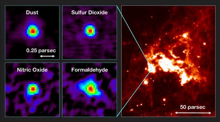 Extragalactic Hot Molecular Core (2 of 2)
