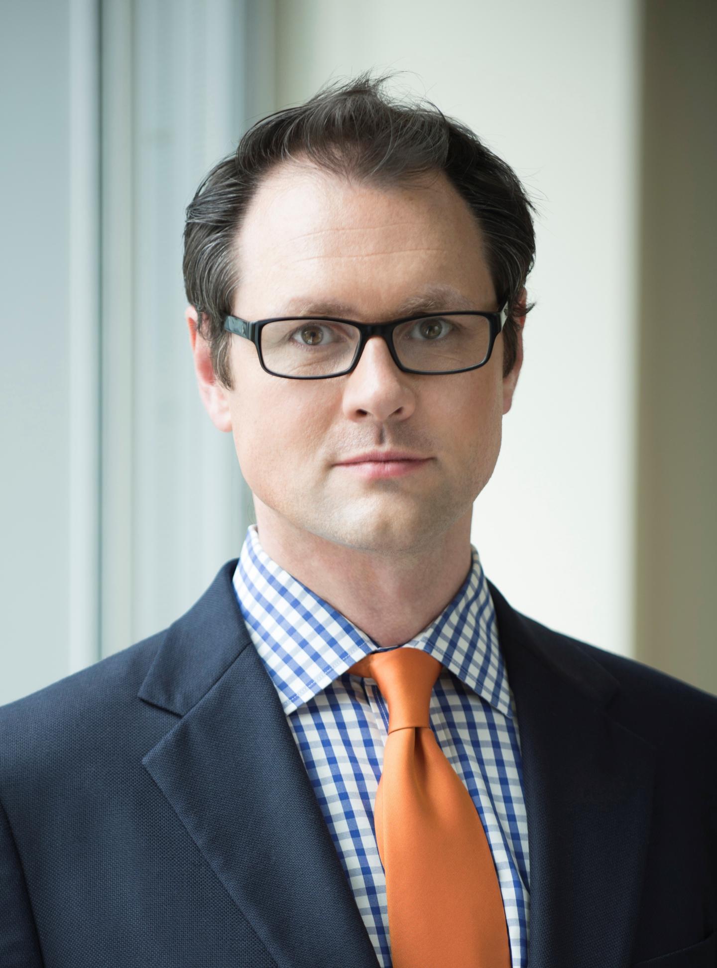James MacKillop, McMaster University