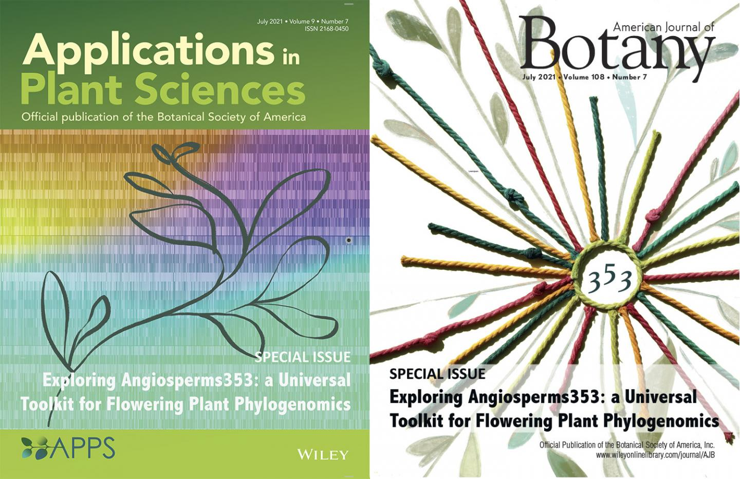 July 2021 covers of AJB and APPS
