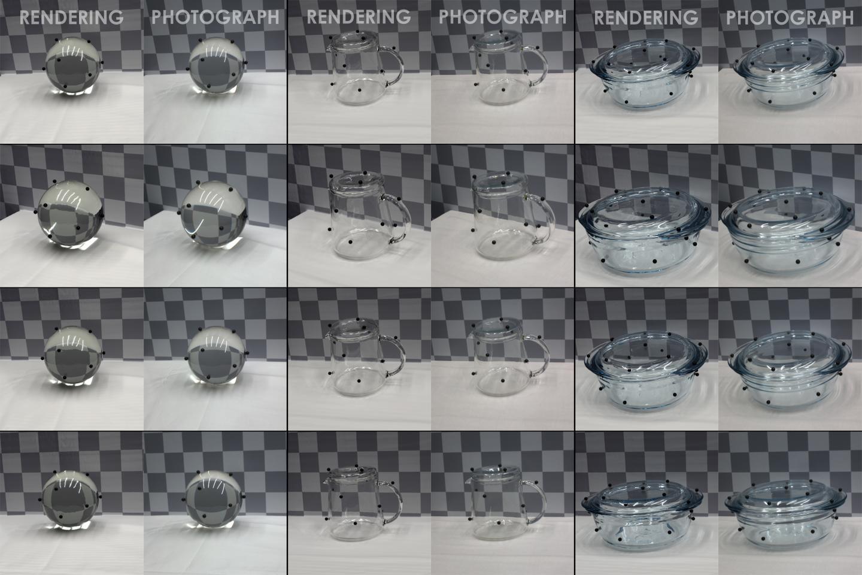 Digitizing Transparent Objects