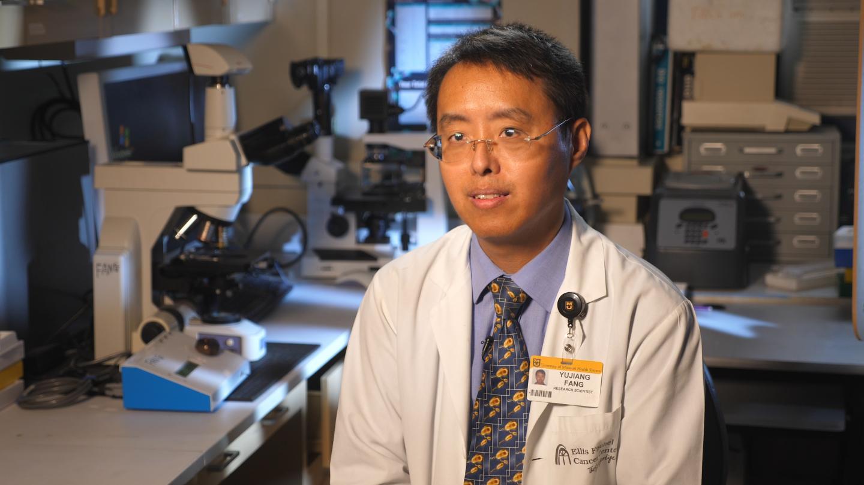 Yujiang Fang, M.D., Ph.D., University of Missouri-Columbia