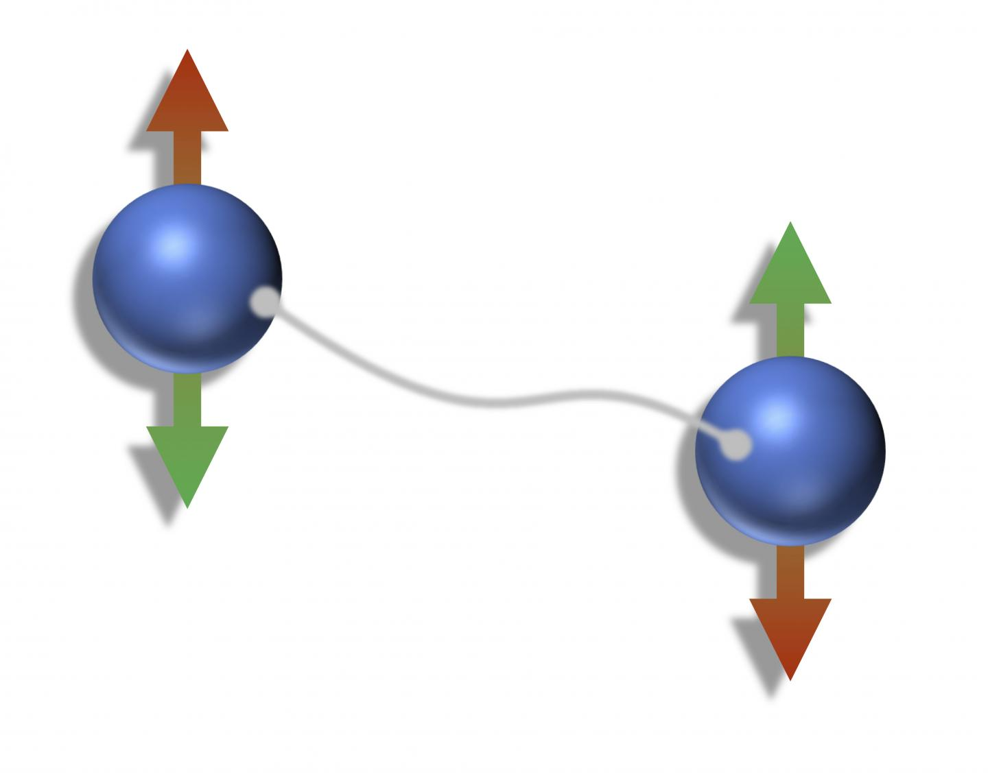 Entangled Electrons