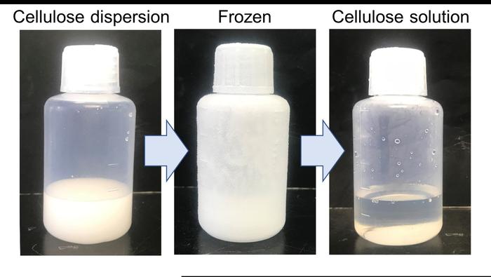 Cellulose Dispersion