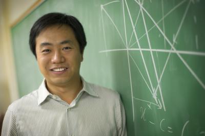 Dr. Shouyi Wang, University of Texas at Arlington