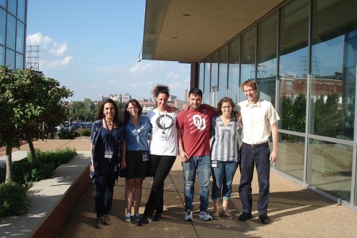 Susana Gonzalo, Ph.D., and Her Research Team