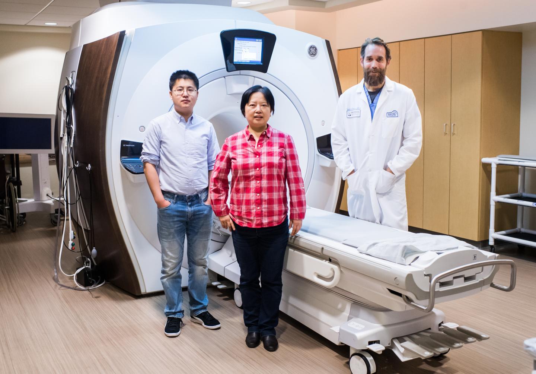 New MRI Metamaterial