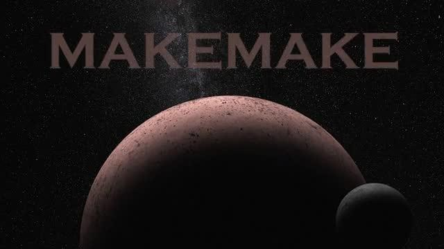 Astronomers Using the Hubble Space Telescope Discovered a Moon Orbiting Dwarf Planet Makemake