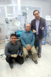Team of Goddard Scientists