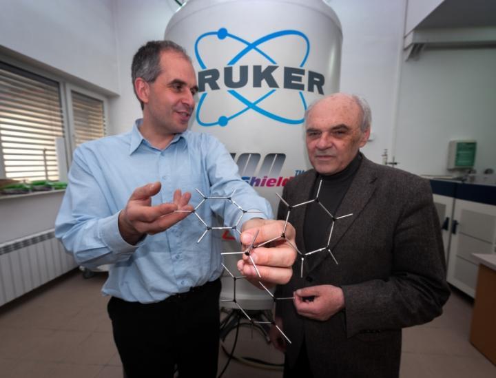Piotr Bernatowicz and Slawomir Szymanski, Polish Academy of Sciences