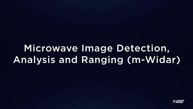 m-Widar (microwave image detection, analysis and ranging)