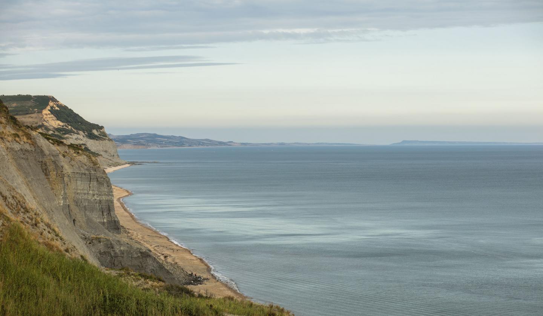 Jurassic Coast of Southern England