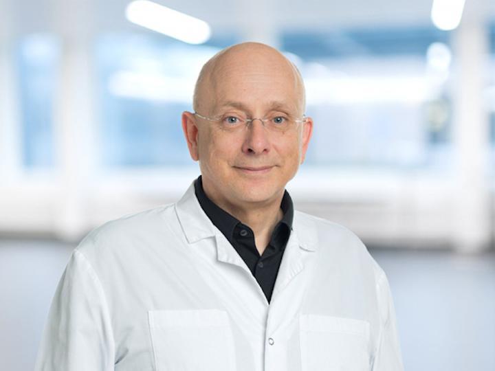 Author Prof. Dr. med. Joerg Beyer