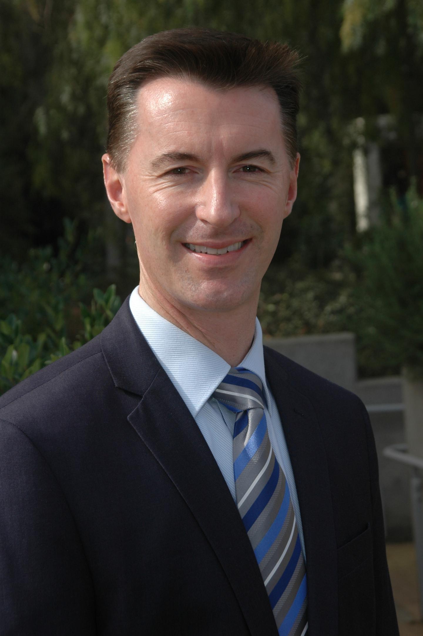Declan McCole, University of California - Riverside