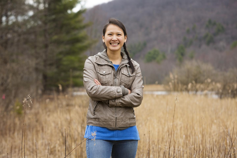 Jessica Hua, Binghamton University
