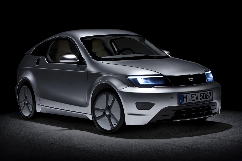 Visio.M All-Electric Car