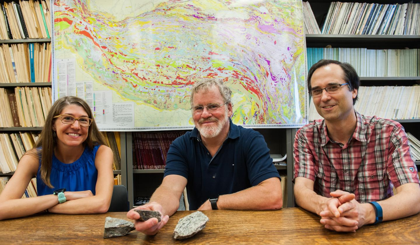 Geologists Tackle Case of Missing Continental Crust