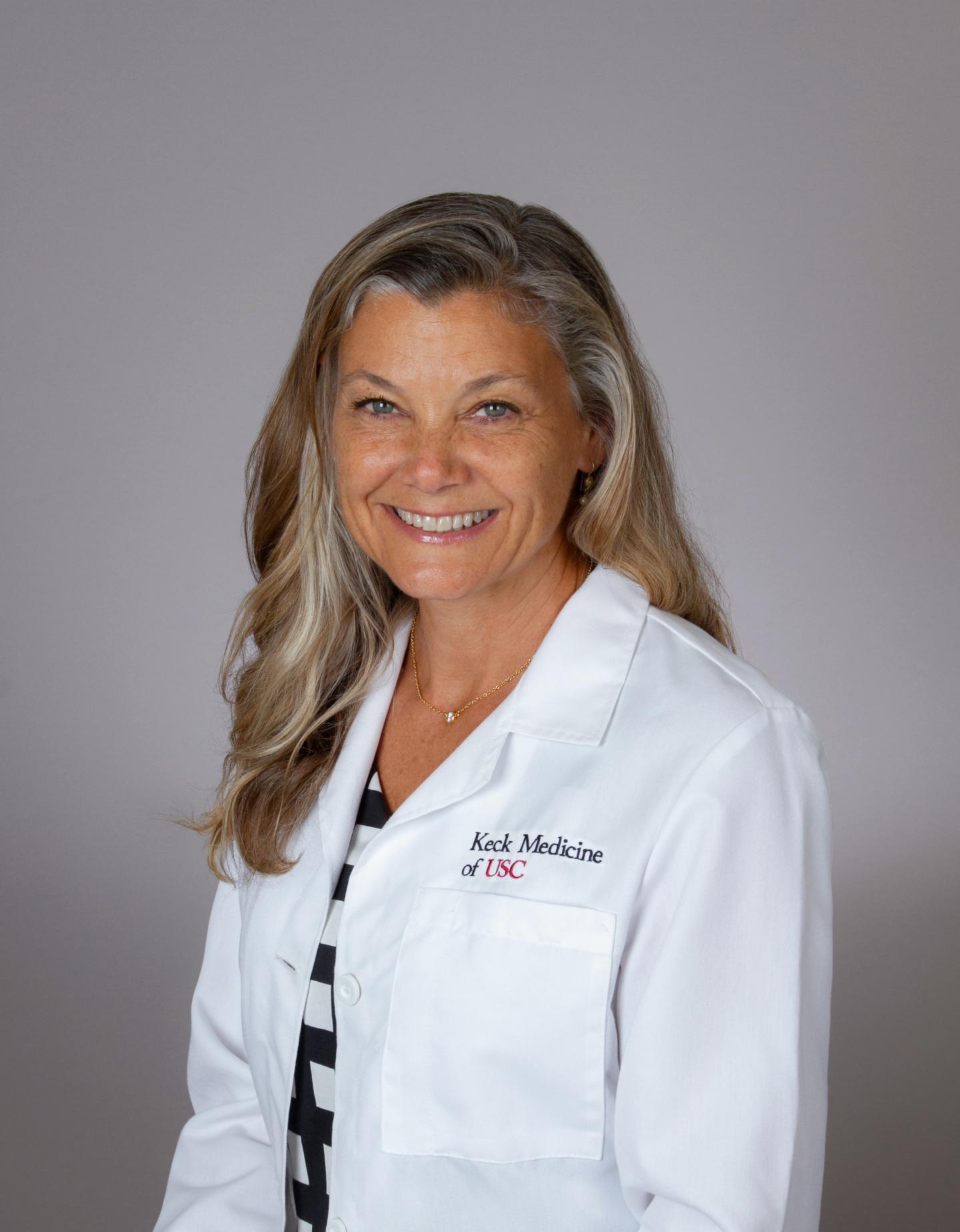 Christianne Heck, Keck Medicine of USC