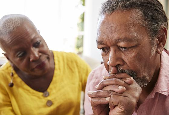 Older Adults with COVID