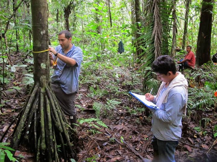 Biological Measurement Collection
