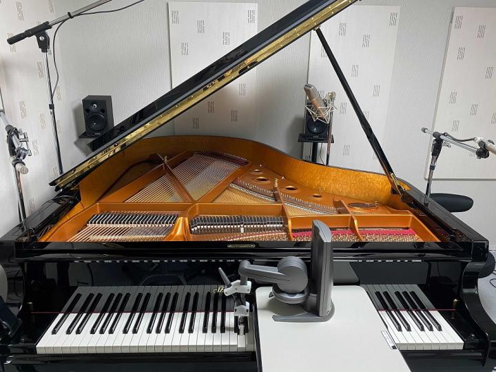 Haptic piano system