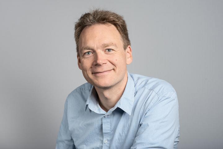 Prof. Dr. Patrick van der Wel
