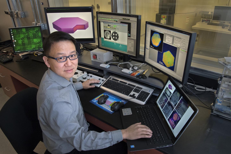 Brookhaven scientist Dong Su, DOE/Brookhaven National Laboratory