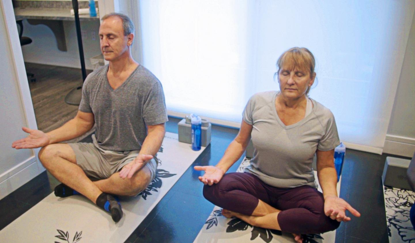 Mindfulness with Paced Breathing and Lowering Blood Pressure