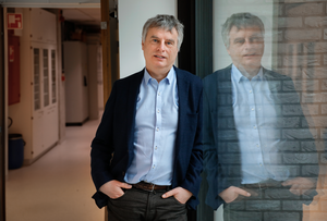 Professor Johan Neyts (KU Leuven)
