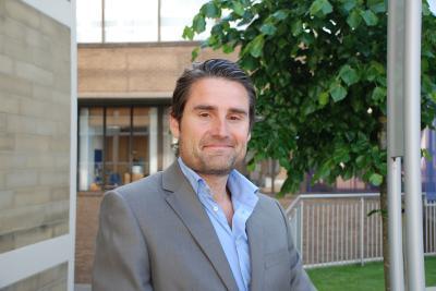 Robin Simmons, University of Huddersfield
