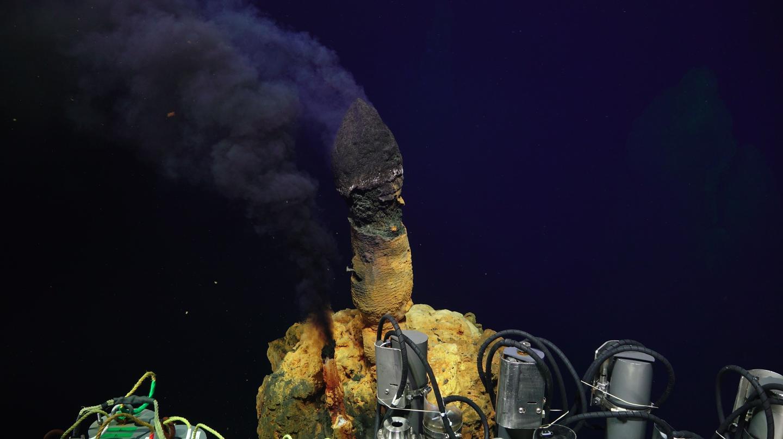 Biology - Volcanic Microbes