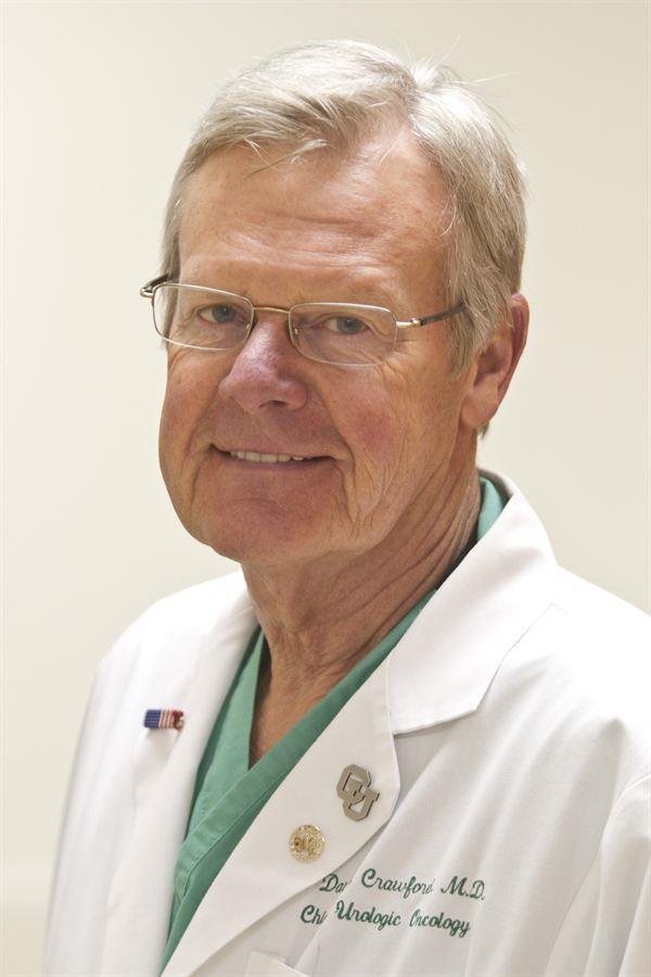 E. David Crawford, University of Colorado Cancer Center
