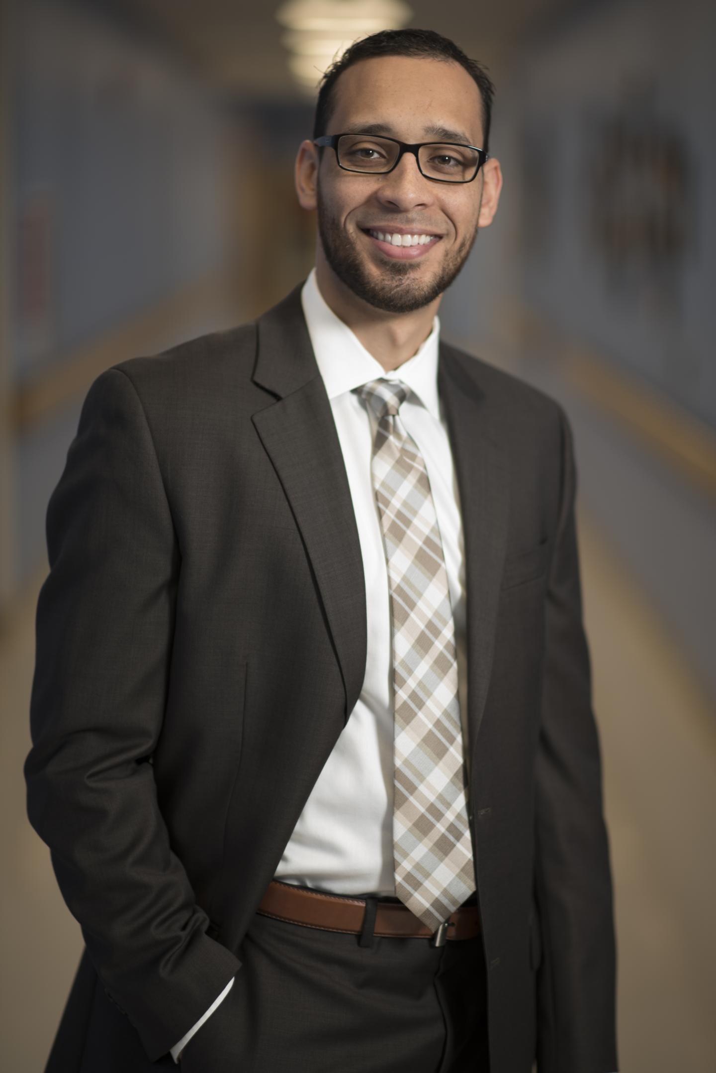 Omar Z. Ahmed, M.D., Children's National Health System