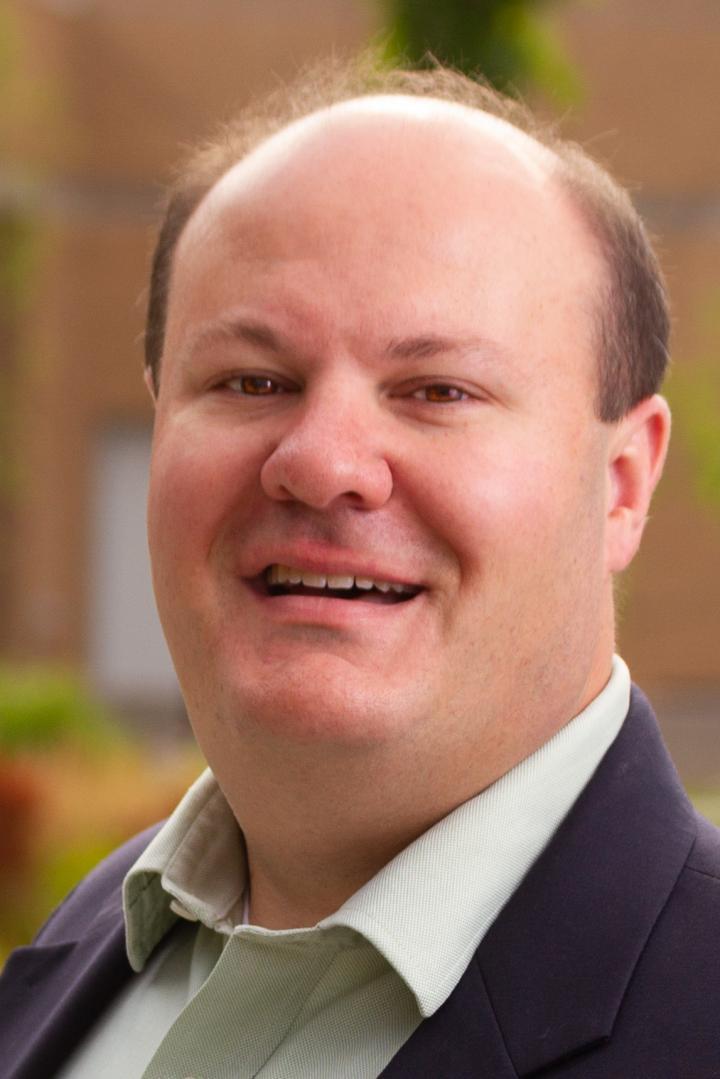 Regenstrief Institute Research Scientist Brian Dixon,  PhD, MPA