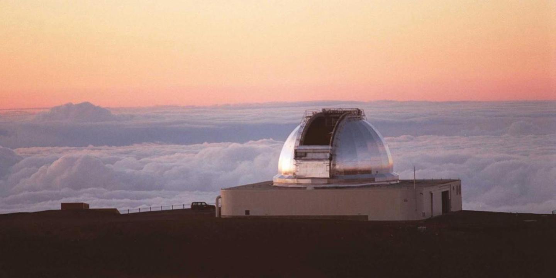 NASA's Infrared Telescope Facility