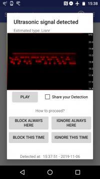 Screenshot SoniTalk