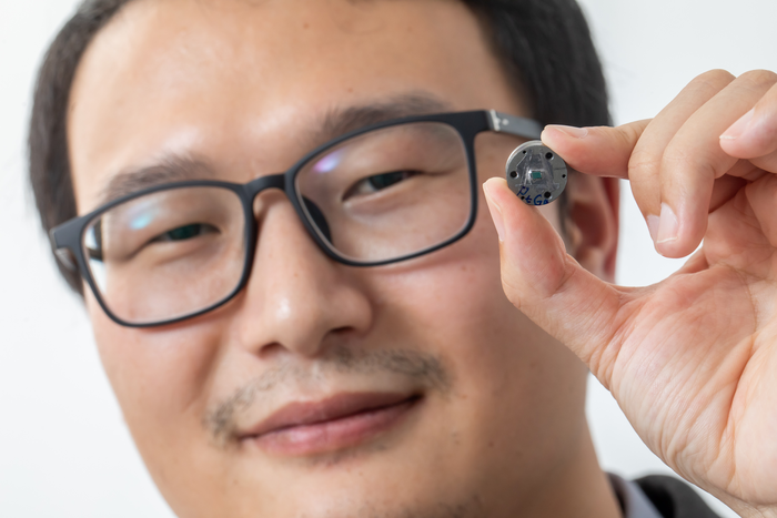 First unpaired Weyl magnetic monopole discovered by scientist from City University of Hong Kong.