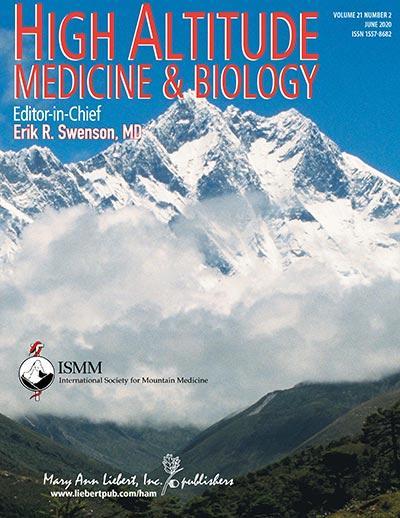 <i>High Altitude Medicine & Biology</i>