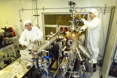 Growing Superconducting Films
