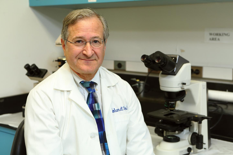 UIC's Dr. Richard Novak