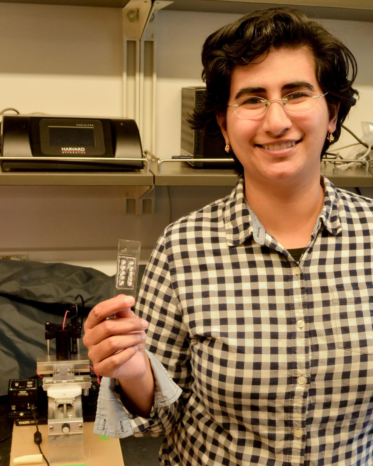 Nikita Taparia, American Institute of Physics