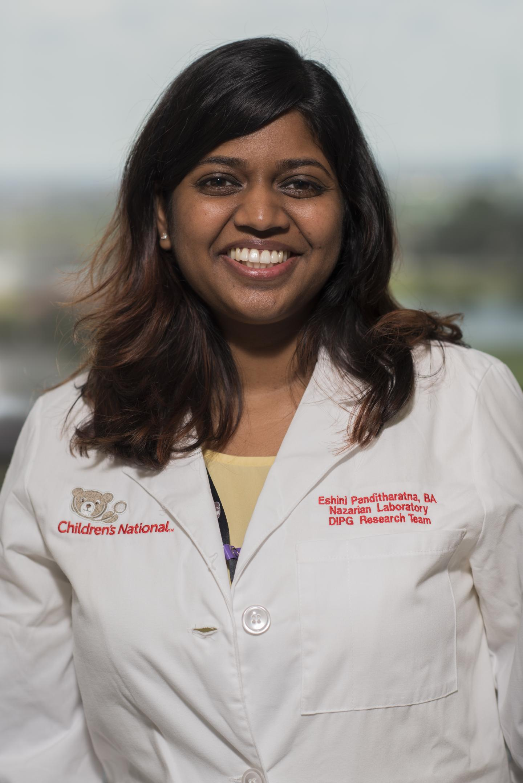 Eshini Panditharatna, B.A., Children's National Health System