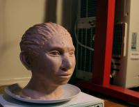 Denisovan Statue